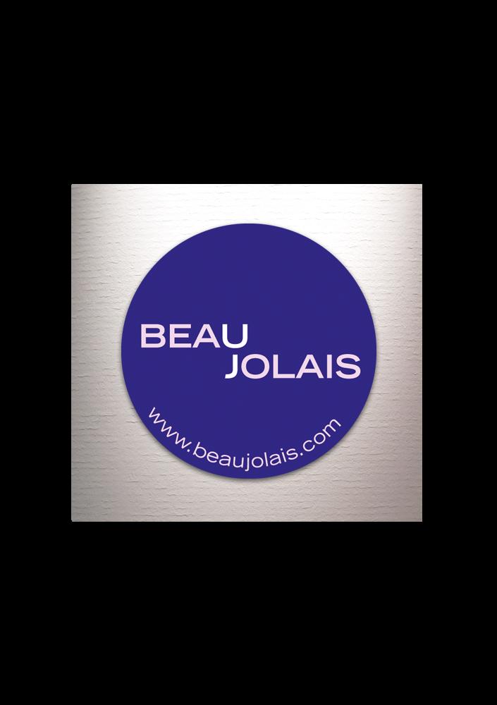 Nouveau Logo, campagne print grands crus du Beaujolais- créée par Romain Cotto, Directeur Artistique 360 Print/film/digital