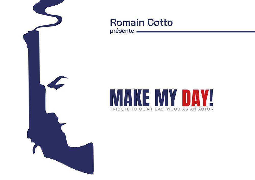 dossier couve make my day - créé par Romain Cotto, Directeur Artistique 360 Print/film/digital