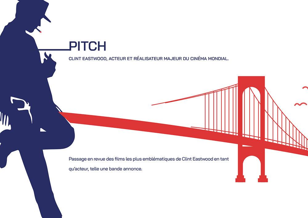 dossier pitch make my day - créé par Romain Cotto, Directeur Artistique 360 Print/film/digital